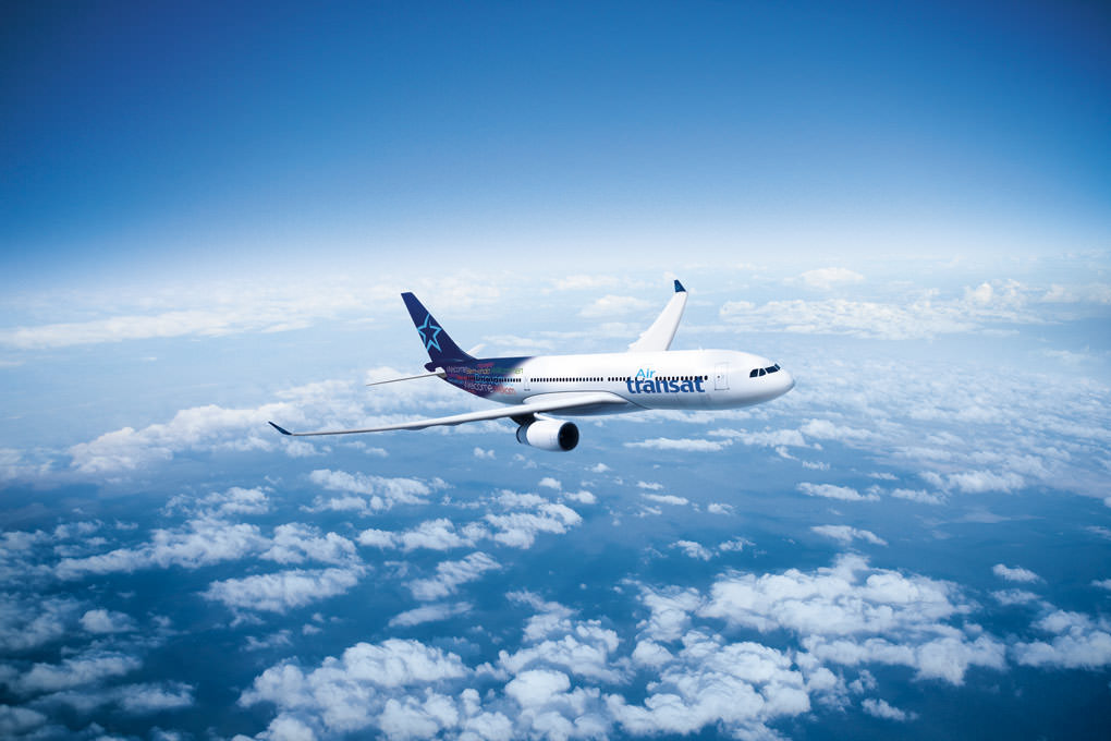 air transat la compagnie canadienne travelercar
