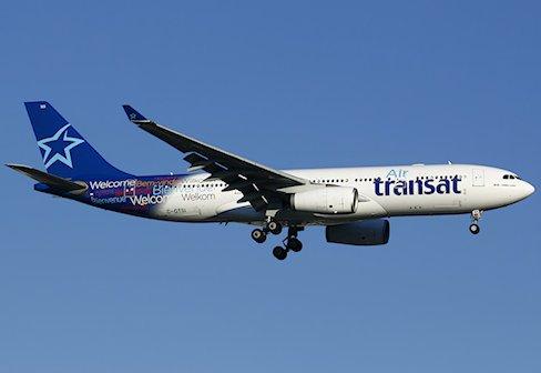 air transat la compagnie canadienne travelercar