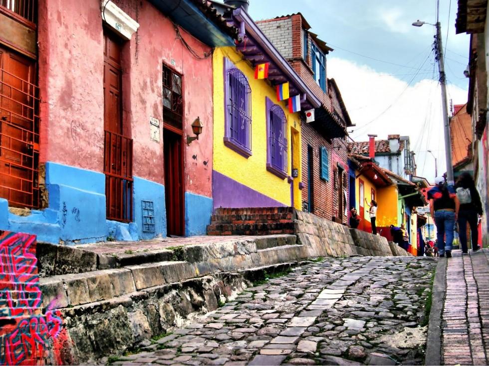 Visiter bogota 5 lieux ne pas manquer for Barrio ciudad jardin norte bogota