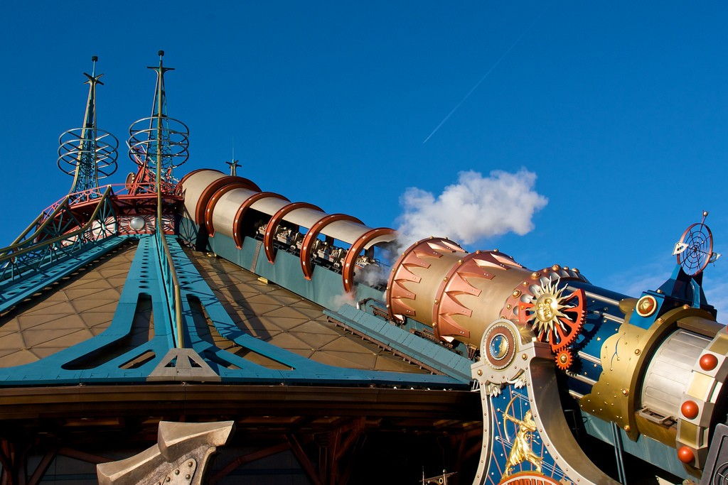 space mountain mission 1 - photo #8